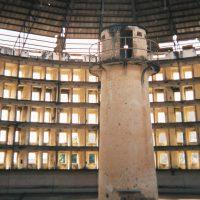 Presidio Modelo prison in Cuba